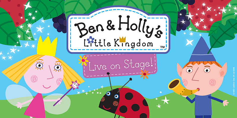 Photo of Ben & Holly's Little Kingdom Live at the New Theatre Cardiff Review