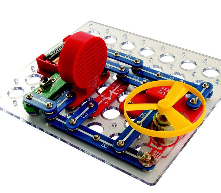 Photo of Cambridge BrainBox Primary 2 Electronics Kit Review