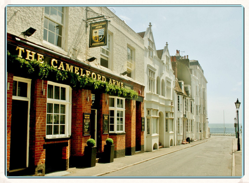 Photo of The Camelford Arms Brighton Review
