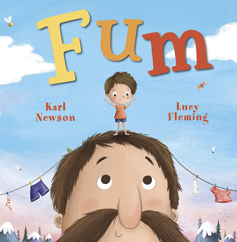 Photo of Fum by Karl Newson & Lucy Fleming Review