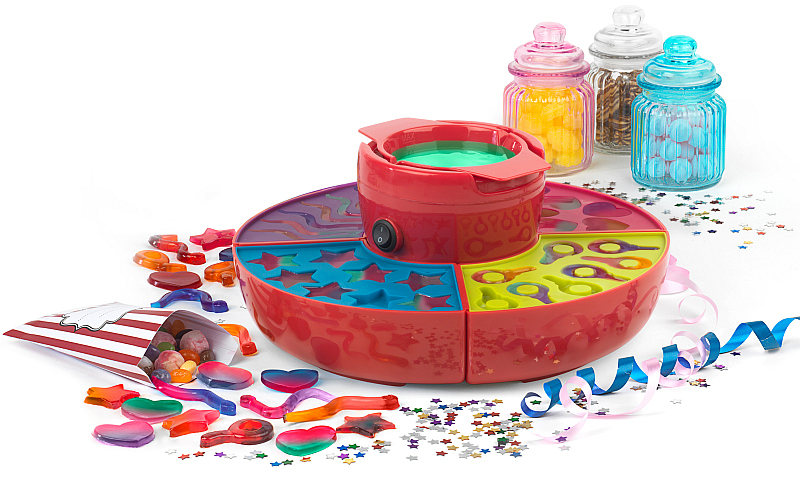 Photo of Giles & Posner Jelly Sweet Gummy Treat Maker Review
