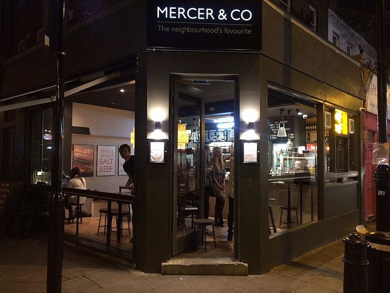 Photo of Mercer & Co Islington Review