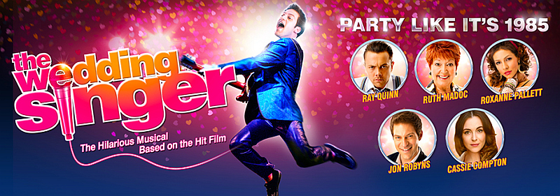 Photo of The Wedding Singer at the Manchester Opera House Review