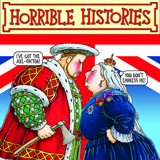 Photo of Horrible Histories: The Best of Barmy Britain at the Lichfield Garrick Review
