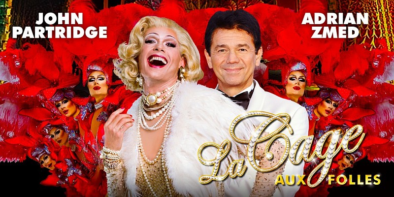 Photo of La Cage Aux Folles at the Alhambra Theatre Bradford Review