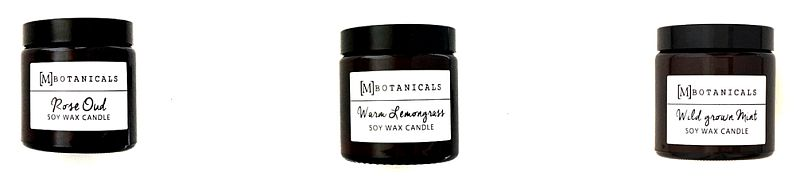 Photo of MBotanicals Soy Wax Candle Review