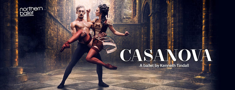 Photo of Northern Ballet's Casanova at The Lowry Manchester Review