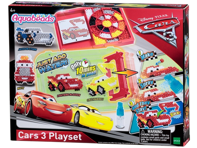 Photo of Aquabeads Disney Cars 3 Playset Review