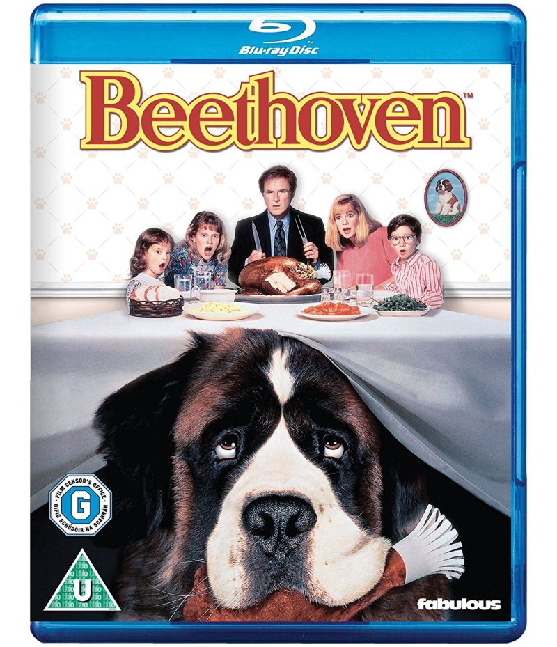 Photo of Beethoven on Blu-Ray Review