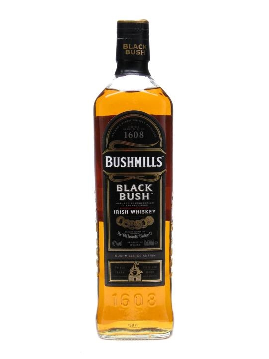 Photo of Bushmills Black Bush Irish Whiskey Review