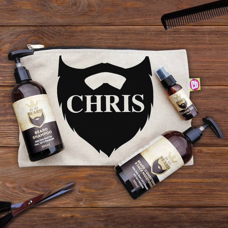 Photo of Find Me A Gift Personalised Beard Grooming Kit Review