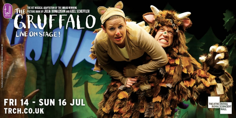 Photo of The Gruffalo at the Theatre Royal Nottingham Review