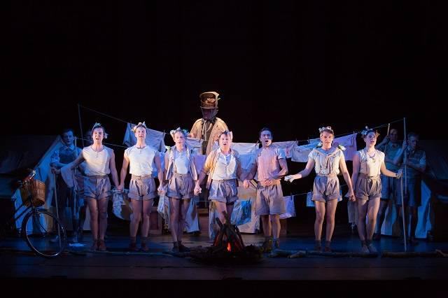 Photo of The Mikado at The Lowry Manchester Review