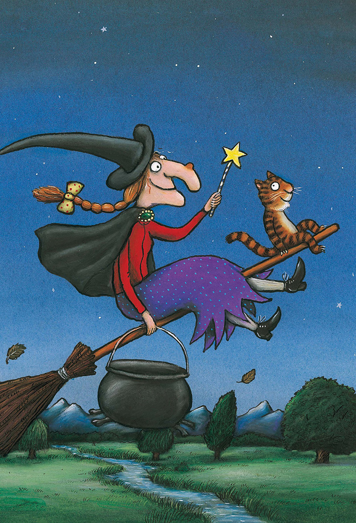 Photo of Room on the Broom Live at the Theatre Royal, Nottingham Review