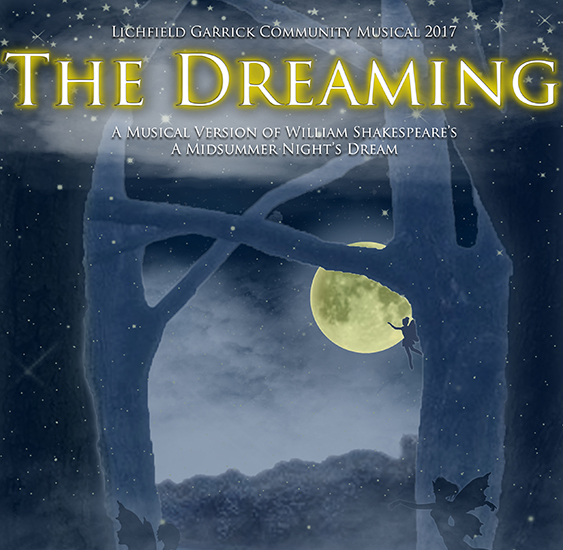 Photo of The Dreaming at the Lichfield Garrick Review