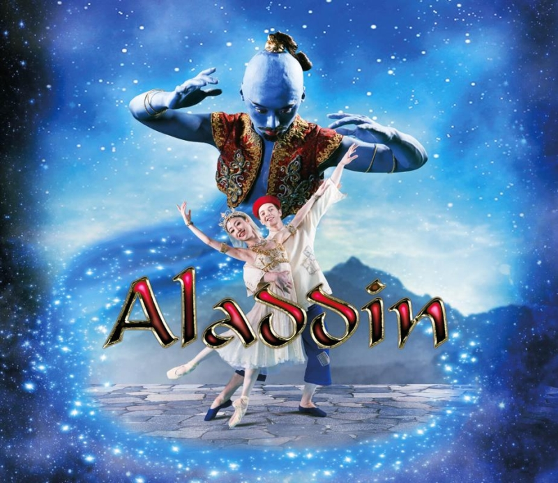 Photo of Birmingham Royal Ballet's Aladdin at the Theatre Royal Plymouth Review