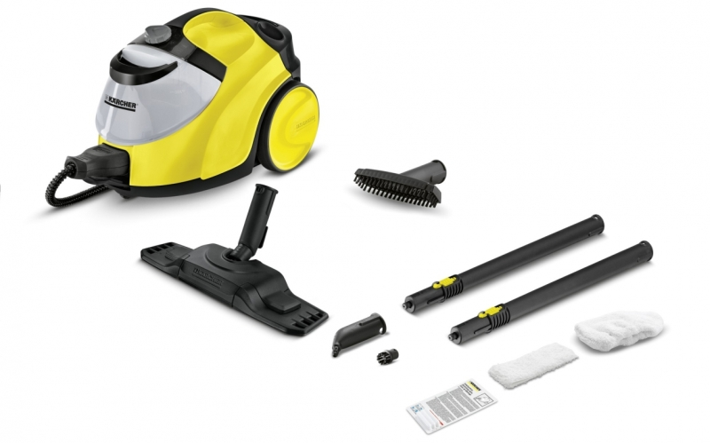 Photo of Kärcher SC5 Steam Cleaner Review