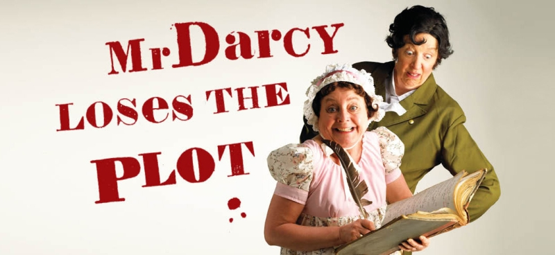 Photo of Mr Darcy Loses the Plot at the Lichfield Garrick Review