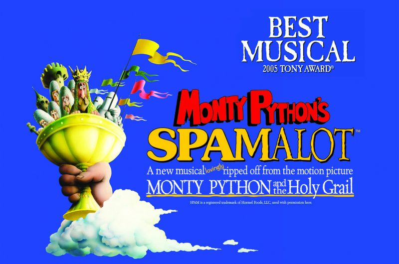 Photo of Monty Python's Spamalot at the New Alexandra Theatre Birmingham Review