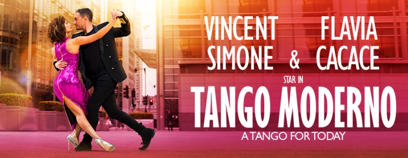Photo of Tango Moderno at the Opera House Manchester Review
