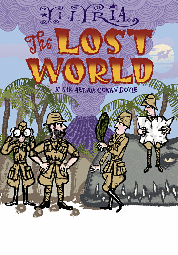 Photo of The Lost World at The Hawth Crawley Review