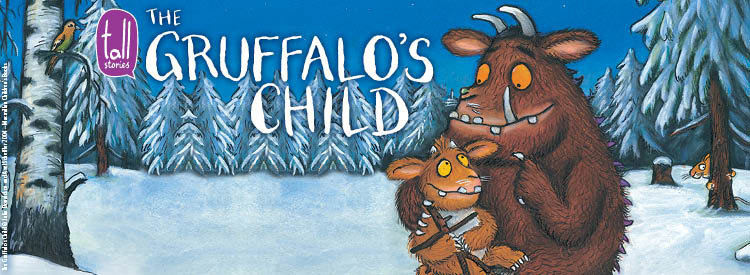 Photo of The Gruffalo's Child at The Lowry Manchester Review