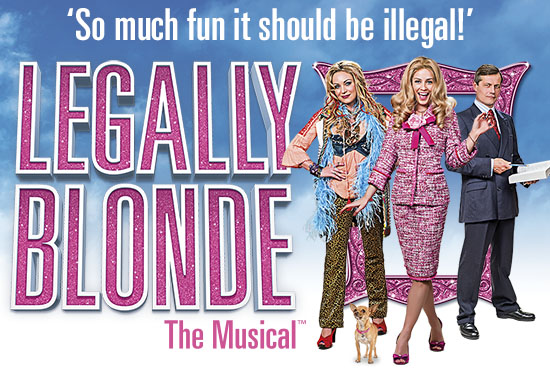 Photo of Legally Blonde The Musical at the King's Theatre Glasgow Review