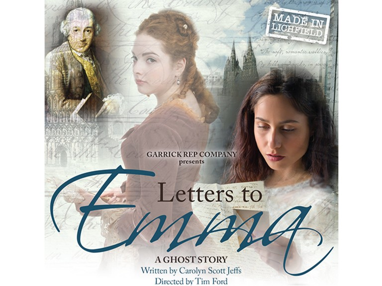 Photo of Letters to Emma at the Lichfield Garrick Review