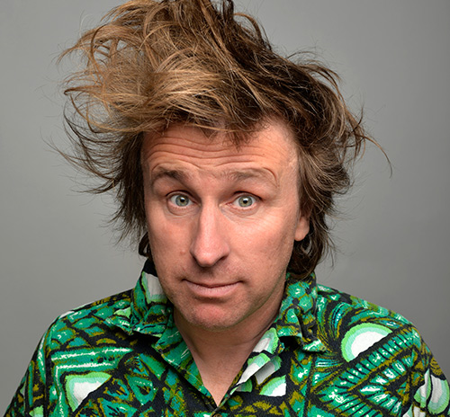 Photo of Milton Jones is Out There at The Lowry Manchester Review
