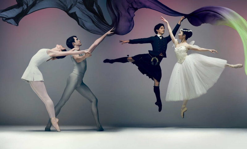 Photo of Song Of The Earth / La Sylphide at the Palace Theatre Manchester Review