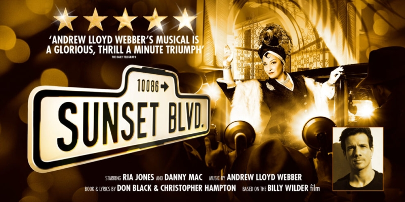 Photo of Sunset Boulevard at the Palace Theatre Manchester Review