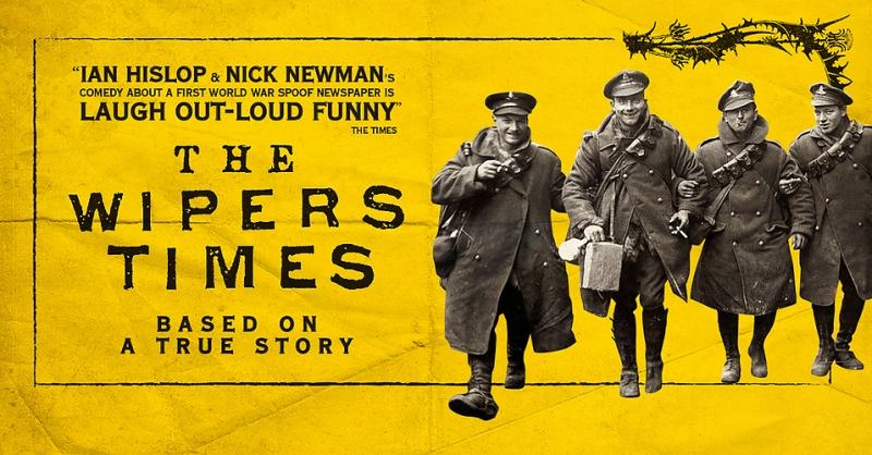 Photo of The Wipers Times at the Manchester Opera House Review