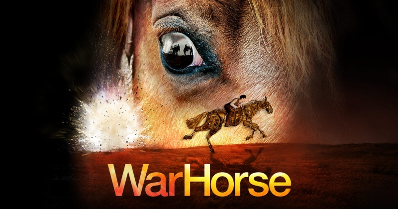 Photo of War Horse at the New Victoria Theatre Woking Review