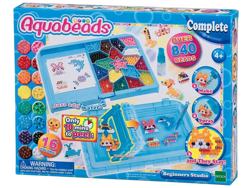 Photo of Aquabeads Beginners Studio Review