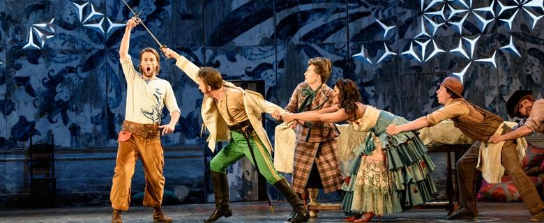Photo of Glyndebourne's Il Barbiere Di Siviglia at Milton Keynes Theatre Review