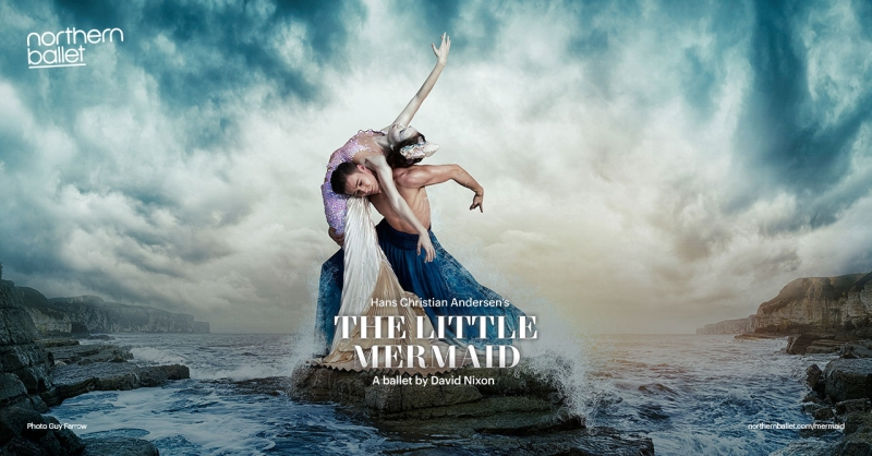 Photo of Northern Ballet – The Little Mermaid at Milton Keynes Theatre Review