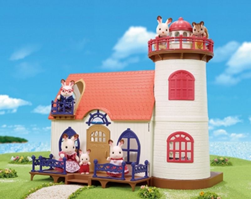 Photo of Sylvanian Families Starry Point Lighthouse Review