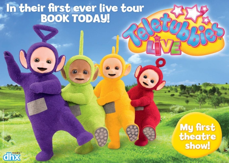Photo of Teletubbies: Big Hugs Live at the Palace Theatre Manchester Review