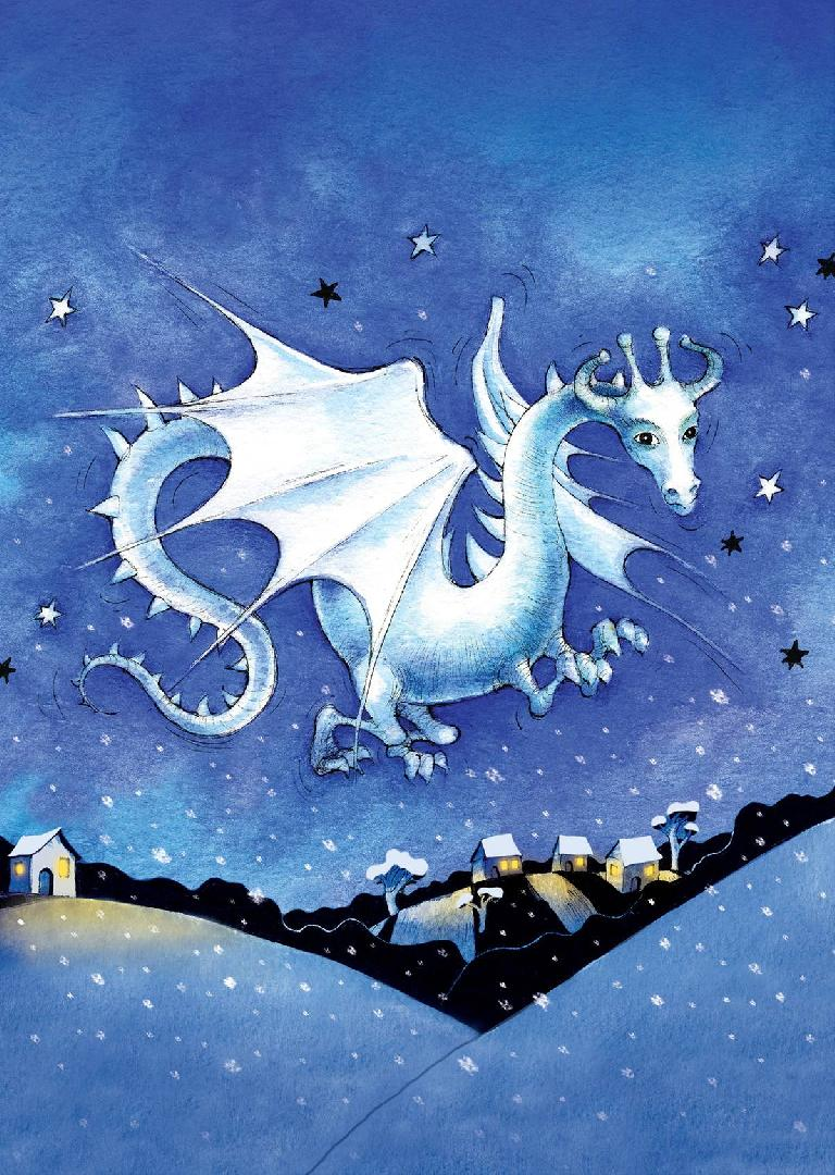 Photo of The Snow Dragon at The Lowry Manchester Review
