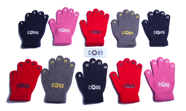 Photo of COGS Times Table Gloves Review