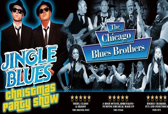 Photo of Jingle Blues Christmas Party Show at the Alhambra Theatre Bradford Review