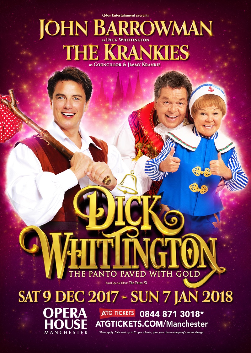 Photo of Dick Whittington at the Opera House Manchester Review