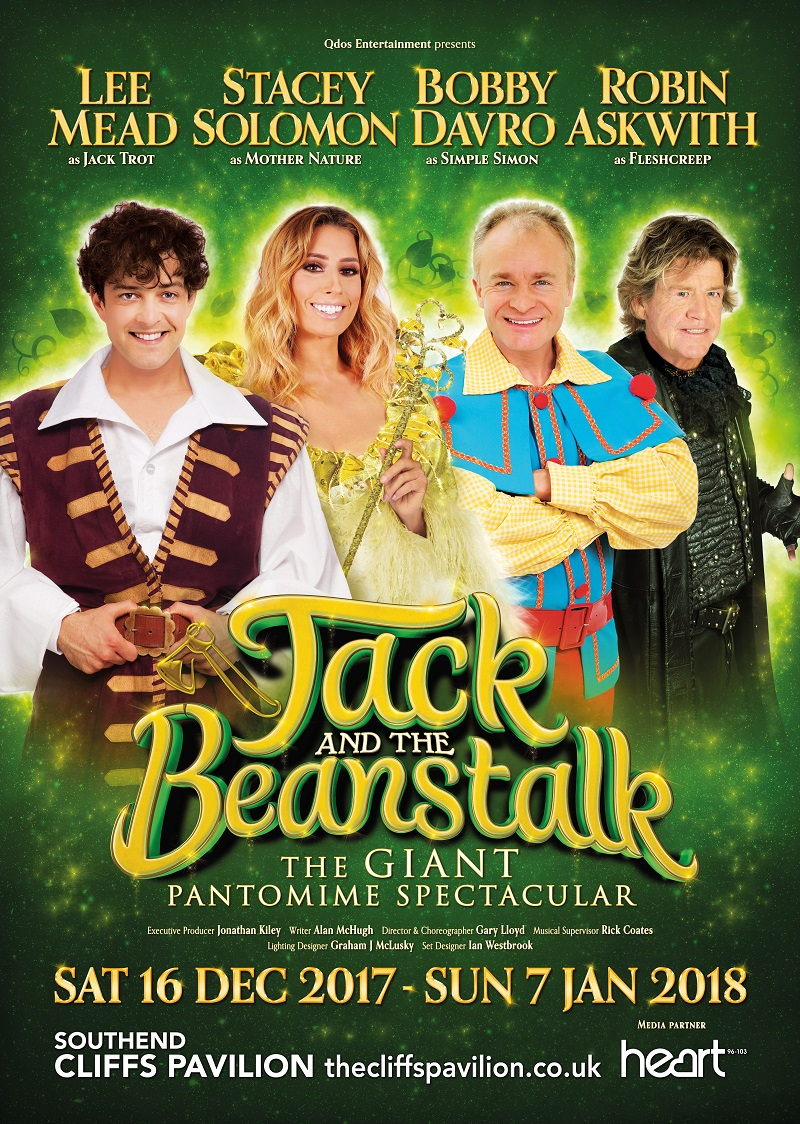 Photo of Jack and The Beanstalk at the Cliffs Pavilion Southend Review