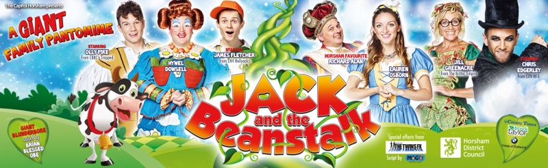 Photo of Jack and the Beanstalk at The Capitol Horsham Review