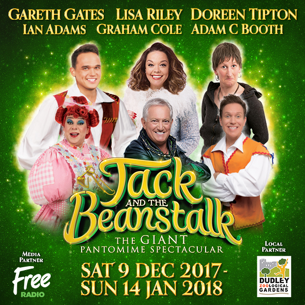 Photo of Jack and the Beanstalk at the Wolverhampton Grand Review
