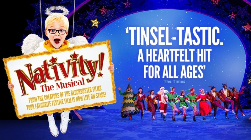 Photo of Nativity The Musical at the King's Theatre Glasgow Review