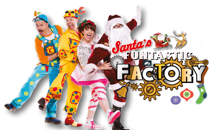 Photo of Santa's Funtastic Factory at the Glasgow Royal Concert Hall Review