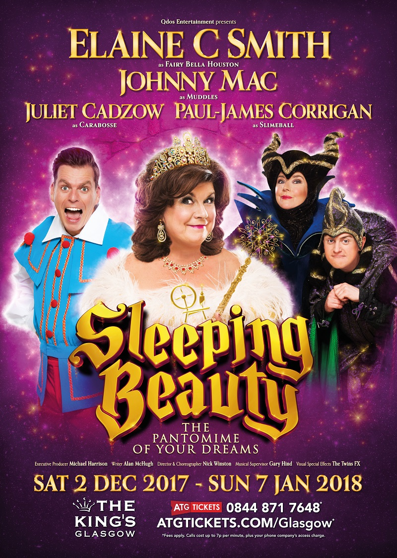 Photo of Sleeping Beauty at the King's Theatre Glasgow Review