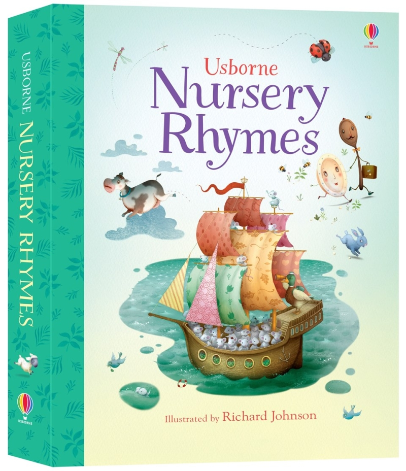 Usborne Nursery Rhymes Book Review