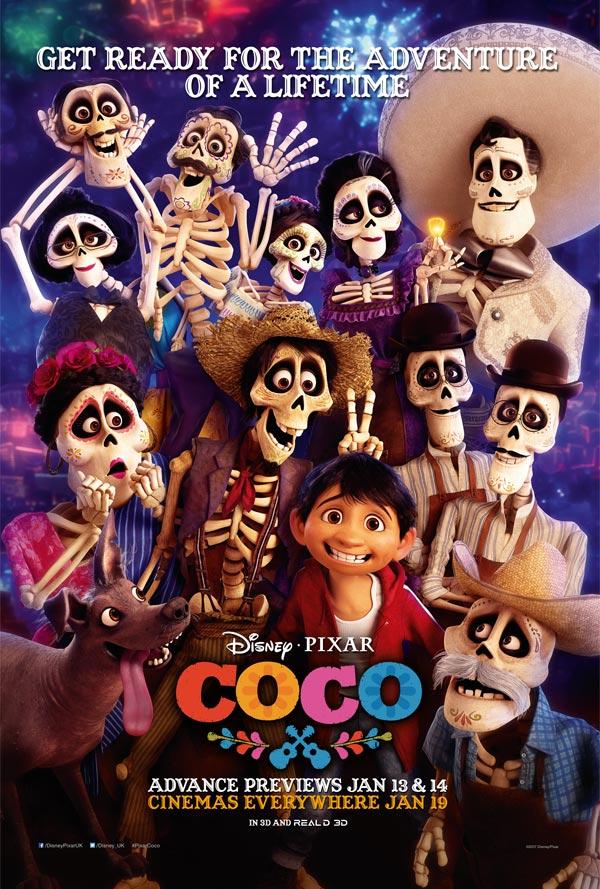 Photo of Disney Pixar's Coco Review